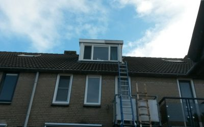 Zelf je dakkapel reinigen, 5 stappen