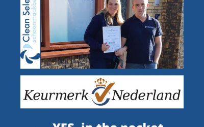 Yes, SieV-Keurmerk in the pocket